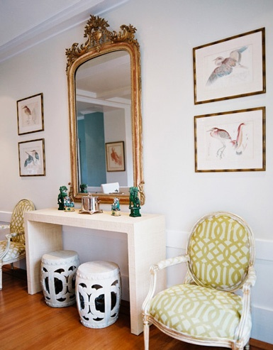 33 best images about makeup station on pinterest skinny for Skinny dressing table