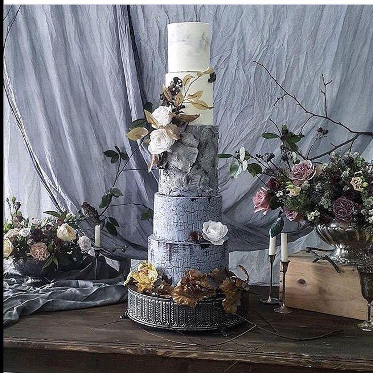 Follow @cake_wedding for amazing cake insp Photo @cakeit_nsk  #wedding #weddingcake