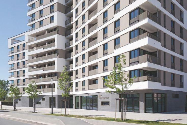 Caparol (Project) - Westside Tower in Frankfurt - PhotoID #421688 - architectenweb.nl