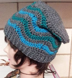 Cats-Rockin-Crochet Fibre Artist.: The Joel M Hat Pattern