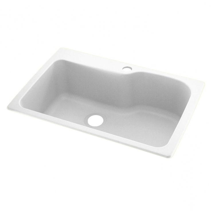 Composite Apron Sink : ... Composite Kitchen Sinks on Pinterest Kitchen sinks, Undermount sink
