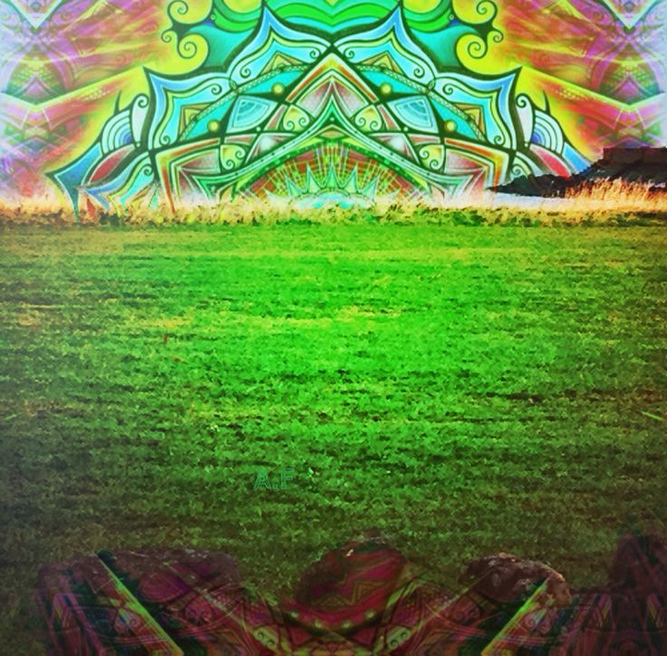 Art psychedelic by me