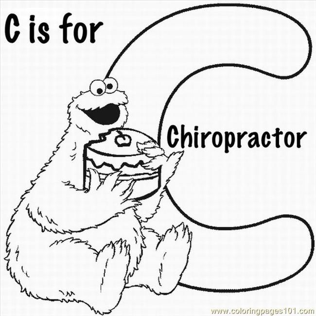 free printable chiropractic coloring pages - 146 best images about sesame street on pinterest