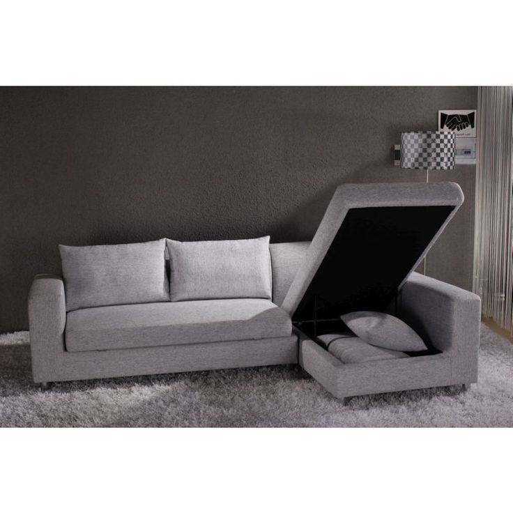 Corner Sofa Bed with Chaise Lounge and Storage | Buy Sofa Beds