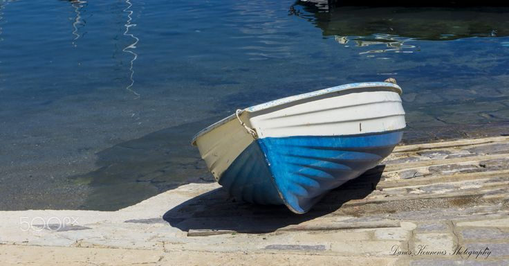 Scene from the marina of Opatia,Croatia