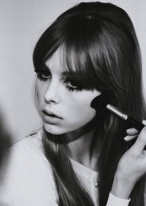 """supermodelgif: """"Edie Campbell photographed by Jessie Lily Adams for Lula magazine """""""