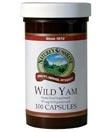 Nature's Sunshine Wild Yam 100 Capsules - Free Shipping