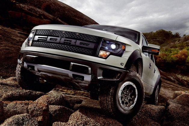 Ford SVT Raptor commanding 300% of US MSRP on China's gray market