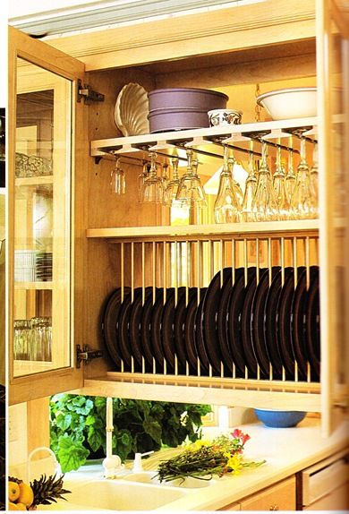 Best 25+ Plate storage ideas on Pinterest | Kitchen ...