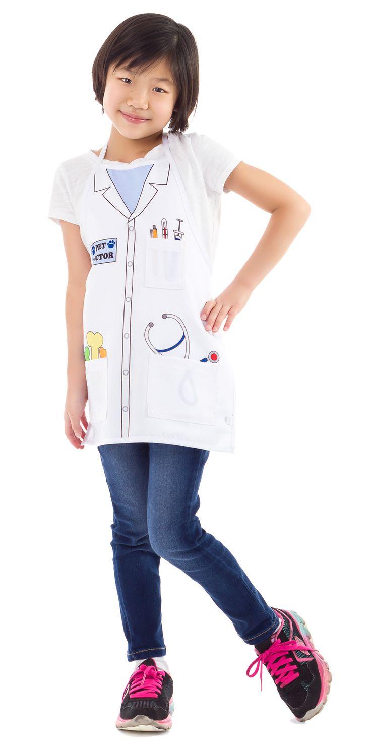Pet Doctor Apron