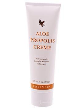 Er selvstendig forhandler av forever living. Har du tørr hud? Da er Aloe Propolis Creme ypperlig for deg :)
