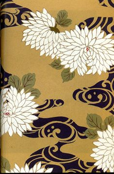Traditional Japanese kimono patterns                              …