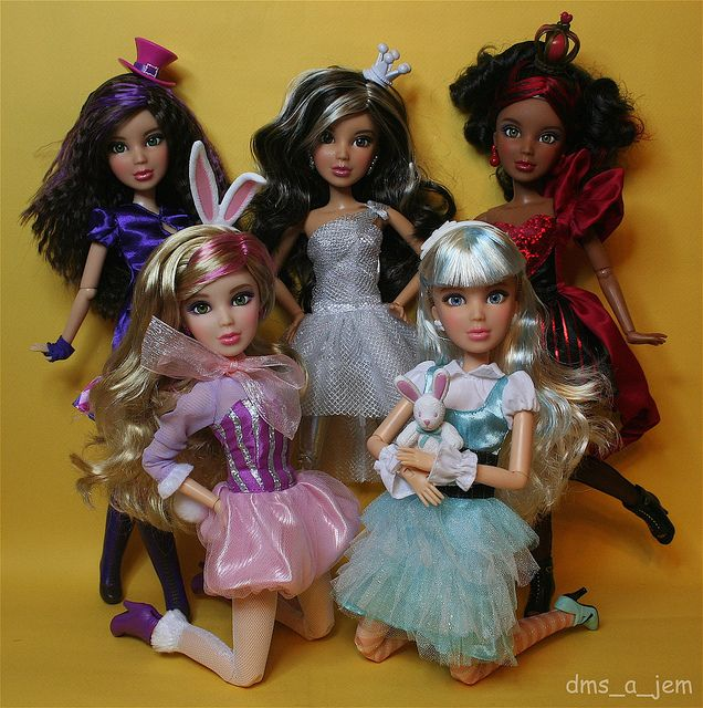 Liv Doll Wonderland Theme - still missing Katie and Sophie...and I would love Alexis for my personal collection
