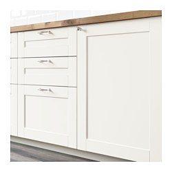 IKEA - SÄVEDAL, Geschirrspülerfront, Praktische, glatte Folienoberfläche, feuchtigkeits- und fleckabweisend und leicht zu reinigen.Inklusive 25 Jahre Garantie. Mehr darüber in der Garantiebroschüre.