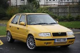 Image result for skoda felicia