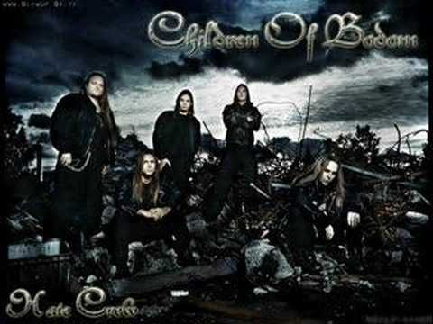 Children Of Bodom - Oops I Did It Again!