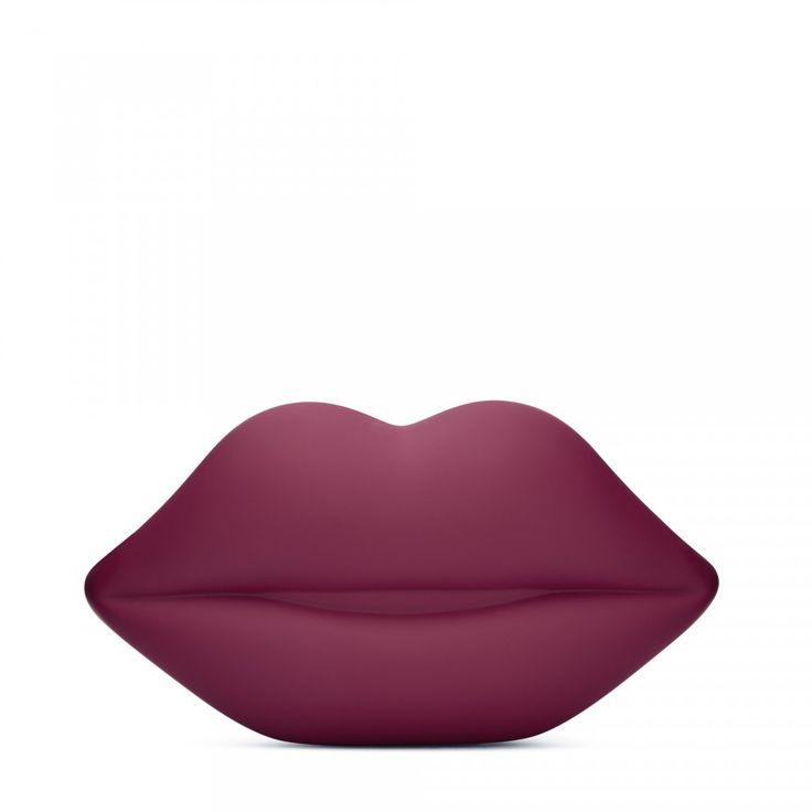 Cassis Rubber Lips Clutch