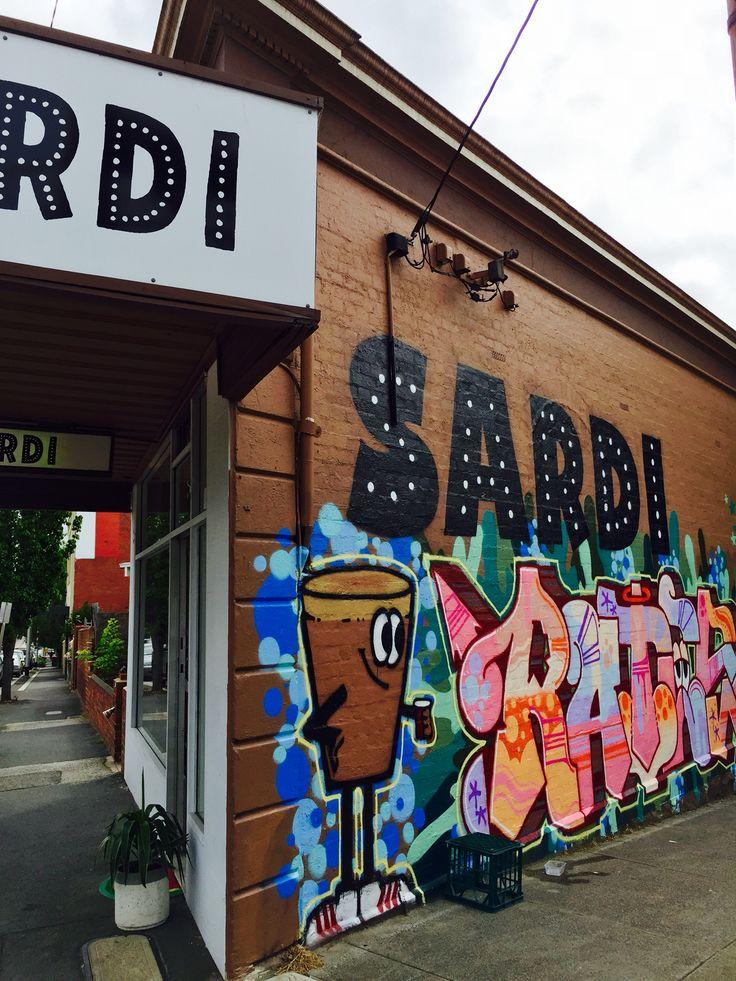Sardi, Church Street Hawthorn, Melbourne Australia  | November 26, 2014 | (ihct7-5) | photo by nomad max
