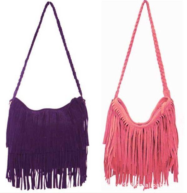 Barato Promocional 2014 moda Shoulder Bag + Vintage borla Cross corpo todo em jogo mulheres mensageiro sacos populares mulheres bolsa bz851242, Compro Qualidade Bolsas de Ombro diretamente de fornecedores da China:                                           100% Brand N