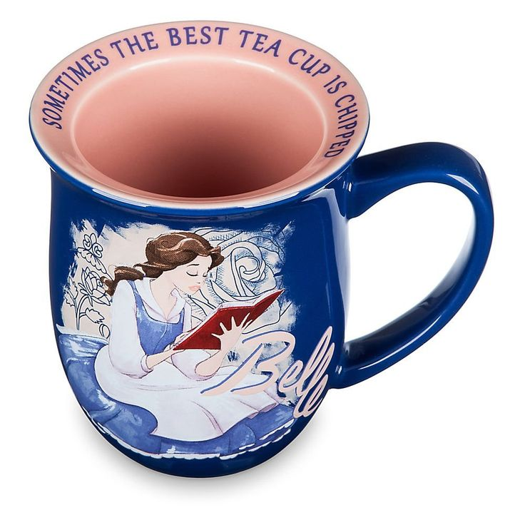 Disney Belle Story Mug Coffee Cups & Mugs