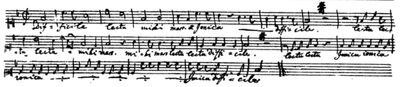 "Wolfgang Amadeus Mozart displayed scatological humor in his letters and a few recreational compositions. This material has long been a puzzle for Mozart scholarship. One view held by scholars deals with the scatology by seeking an understanding of the role of it in Mozart's family, his society and his times, while another view holds that such humor was the result of an ""impressive list"" of psychiatric conditions from which Mozart is claimed to have suffered."