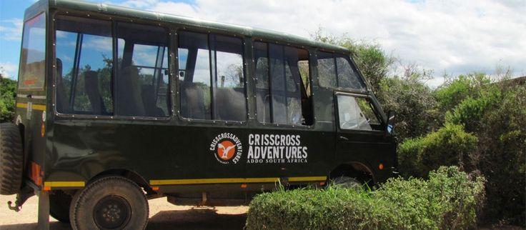 Addo Elephant Park Tour | Addo Park Game Drives | Addo Full Day Tour