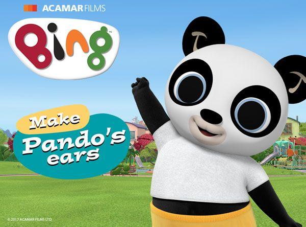 Make Pando's Ears!