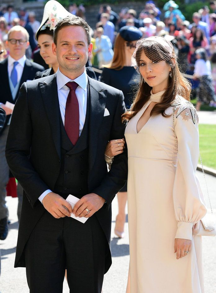 Troian Bellisario Is Pregnant She And Patrick J Adams Expecting First Baby Wedding Kids Outfit Prince Harry Wedding Royal Wedding