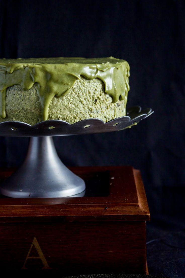 Green Tea Cake | Taste Your Life