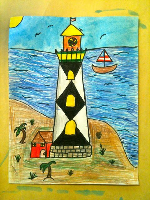 4th grade lighthouses