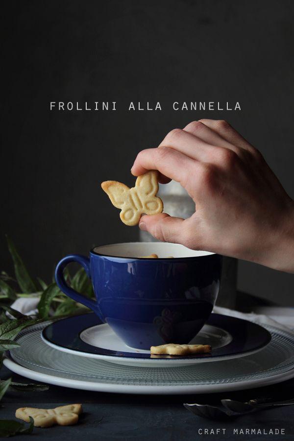 craft marmalade: Frollini alla cannella e.. un paio di sorprese per voi!