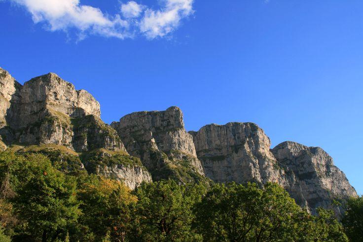 Tymfi mountain-Zagorochoria-Ioannina Prefecture