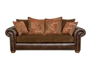 Nubuck Leather Sofa Sofas Living Room Furniture Ivan