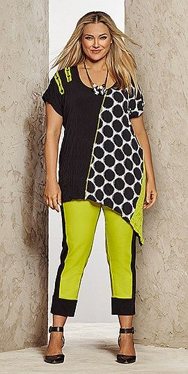 Plus Size Outfits and Styles - THE COMBEE OUTFIT - TS14