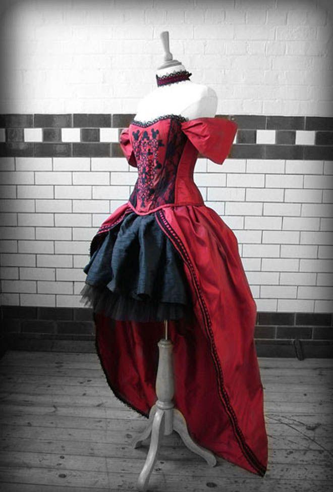 Steampunk Wedding   Kindred Spirit Bridal Gowns