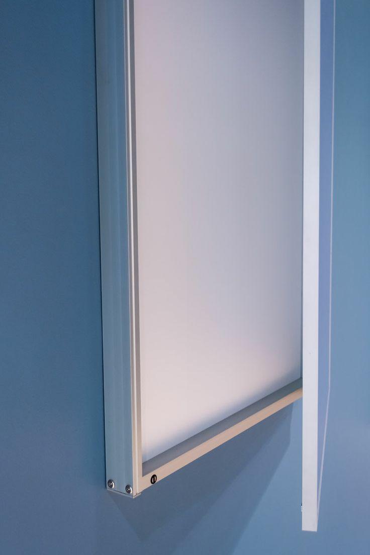 EganAero Cabinet interior
