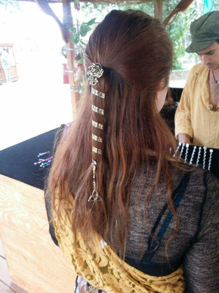 17 best Hair jewelry images on Pinterest | Hair dos, Hair jewelry ...