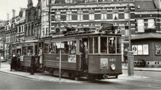 Geheugen van GVB tramlijn 1 en 2 - historie
