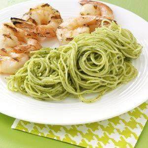 Cilantro-Pepita Pesto Recipe You had me at cilantro!