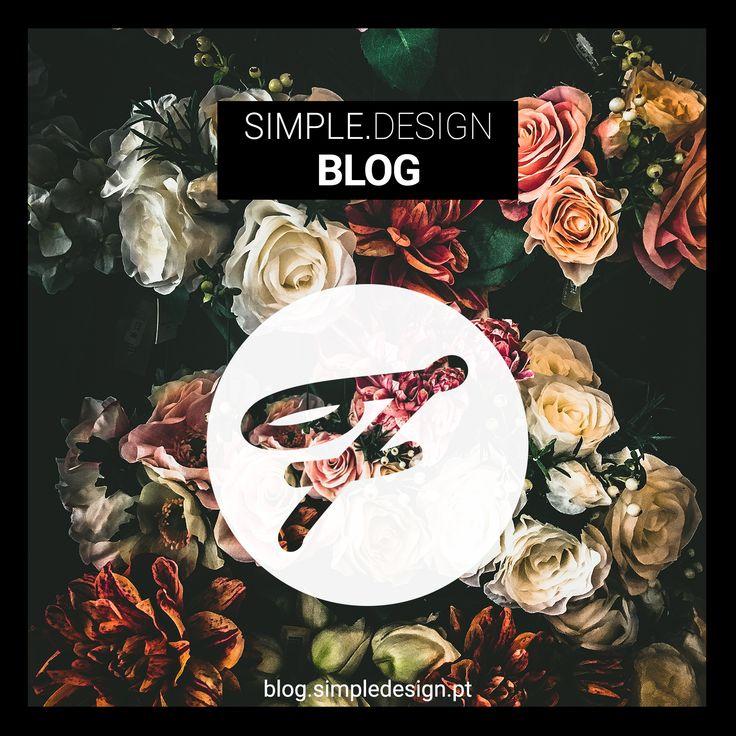 Simple Design Work. blog.simpledesign.pt #flores #design #branding #freelancer