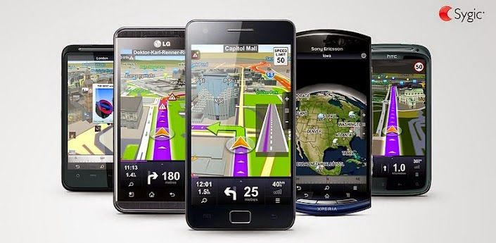 Sygic GPS Navigation OFFLINE V 13.1.4 Untuk Androi...