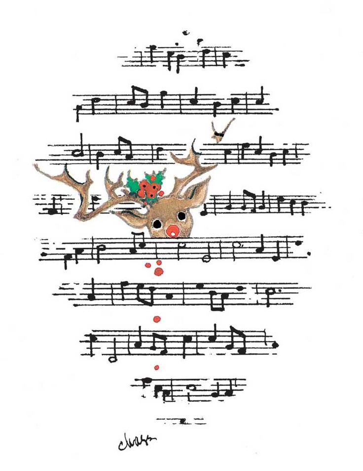 23 best possible christmas cards images on pinterest christmas buy reindeer christmas cards music stationery greeting cards christmas cards m4hsunfo