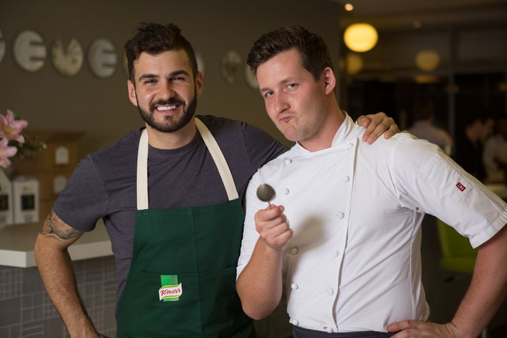 Knorr Chef J'Something with Chef Matt Manning