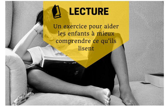 Mieux lire, mieux mémoriser, mieux comprendre : un exercice facile et ludique pour entrainer la capacité d'évocation des enfants