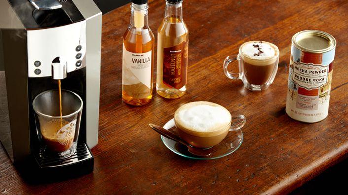 4 Holiday Twists on Classic Starbucks Verismo Recipes