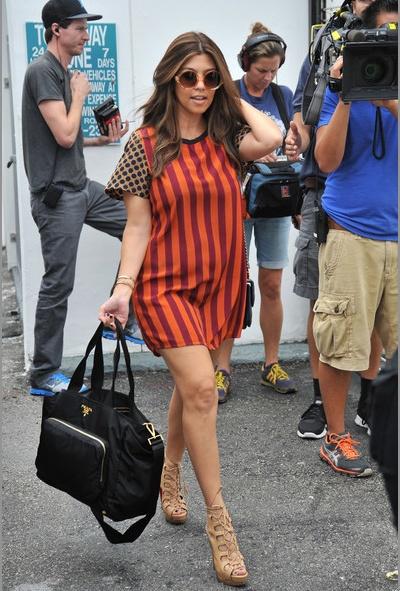 Monica Rose: Recap on Kourtney's Miami outfits!
