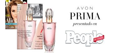 According to People en Español, the NEW Avon Prima fragrance is a floral fountain of inspiration that will give your wardrobe a delicate ethereal feel. #AvonRep