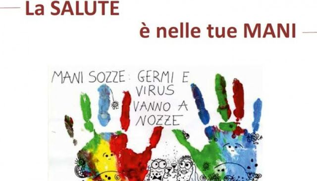 Lavaggio delle mani Cure pulite sono cure più sicure http://www.studiodentisticobalestro.com/2015/06/cure-pulite-cure-piu-sane.html