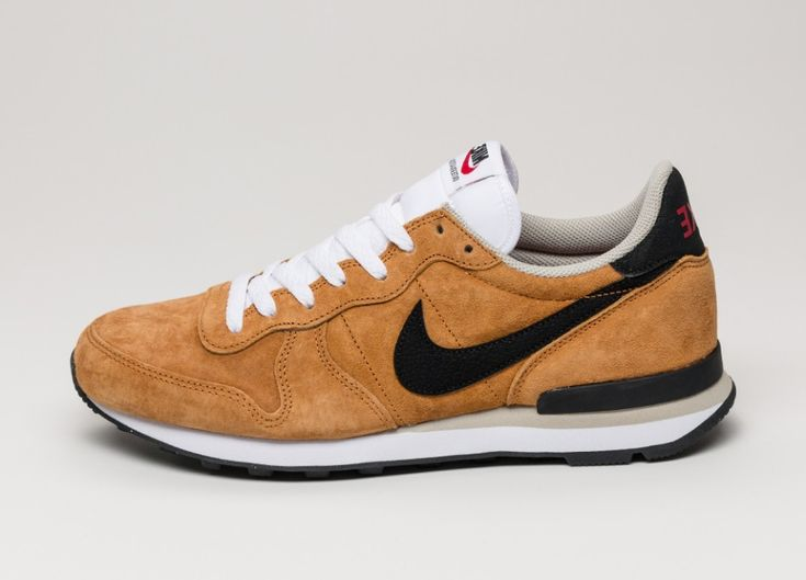 new arrival 05264 f957f Nike Internationalist (Vegas Gold Sail - Rocky Tan - Black) Shoes Pinterest Nike  internationalist . ...