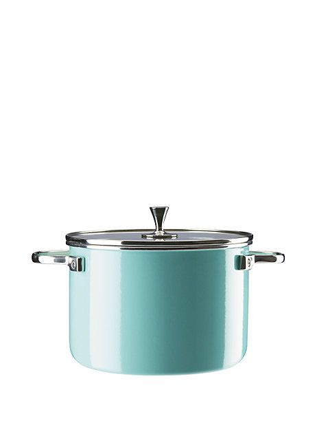 dress your kitchen colorfully